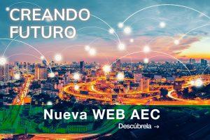 nueva web aec: creando futuro