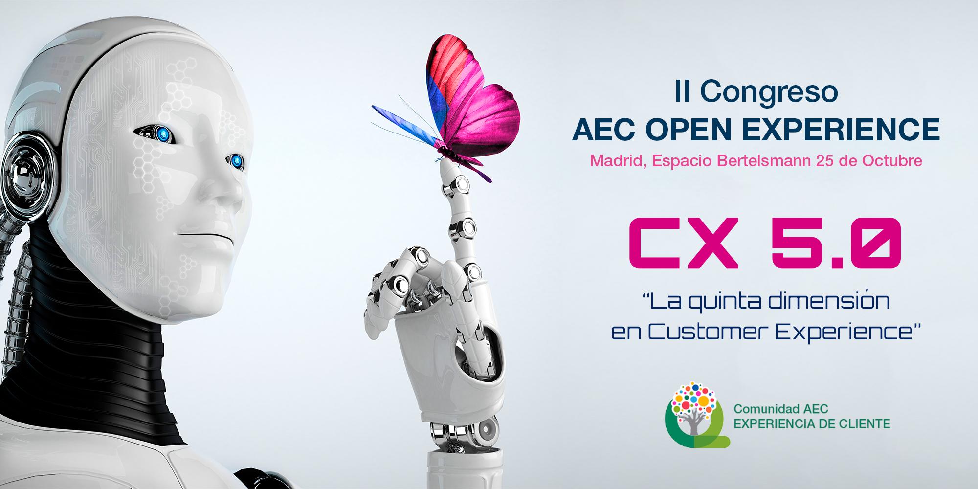 II Congreso AEC Open Experience
