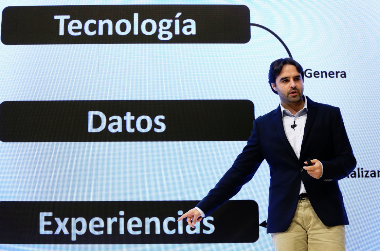 Francisco Servia en AEC Open Experience