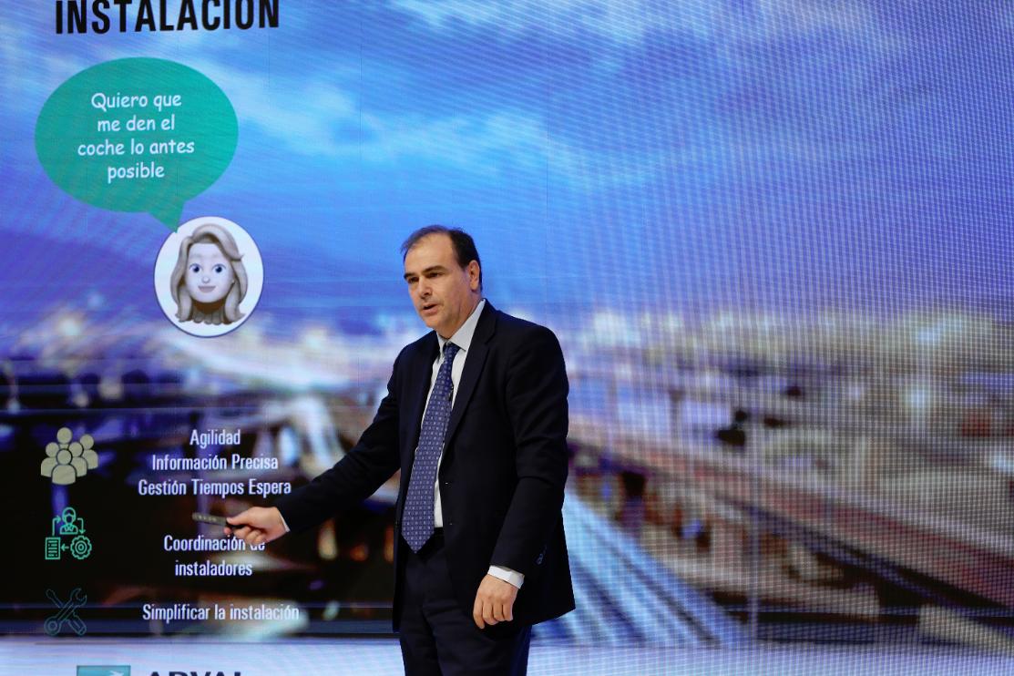 Manuel Orejas en AEC Open Experience