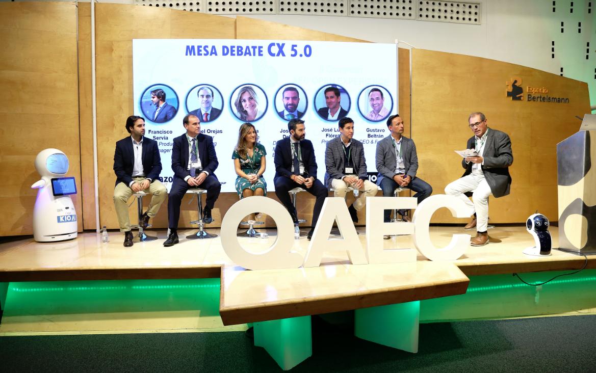 Mesa de debate II Congreso AEC Open Experience
